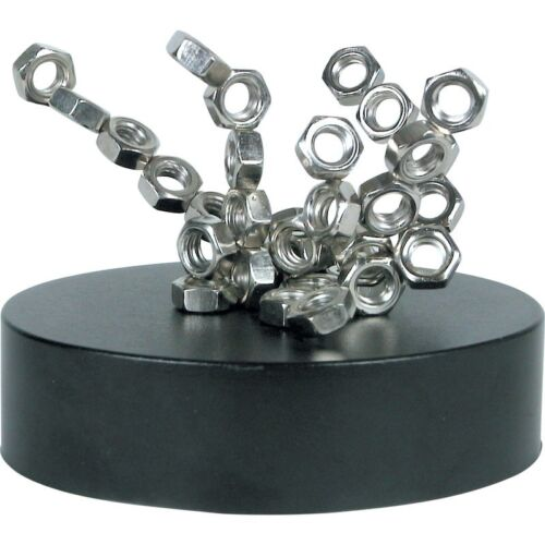 Magic Sculpture magnétique aimant Ordinateur de Bureau Table Top Game Metal formes jouet art cadeau