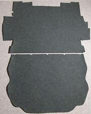 Innenausst. Kofferraumtep.Filz 2tlg. passend für Vw KÄFER 1302 + Cabrio Bj 70-72