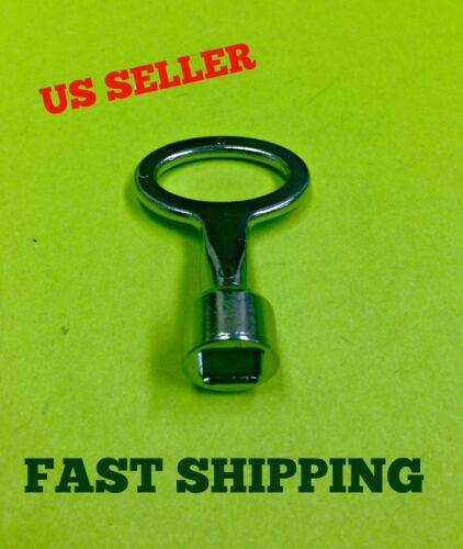 LOT OF 2 Steel Square Socket Spanner Key for 8 mm Panel Lock Mesan # 267.28