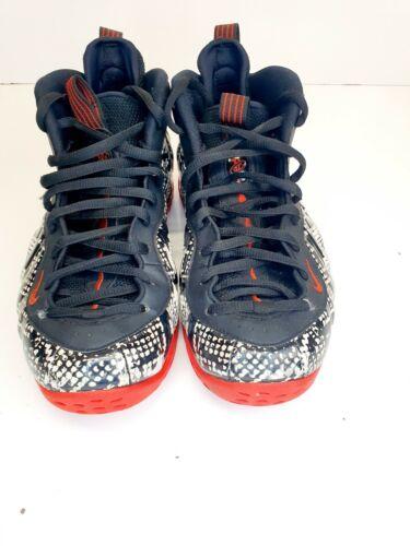Read Size 9.5 - Nike Air Foamposite One Albino Sna