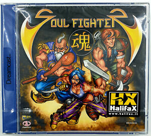 Soul-Fighter-Jeu-Sega-Dreamcast-Neuf-sous-blister-PAL