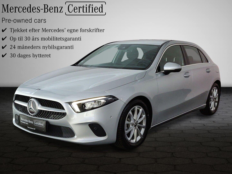 Mercedes A180 d 1,5 Advantage aut. 5d - 319.900 kr.