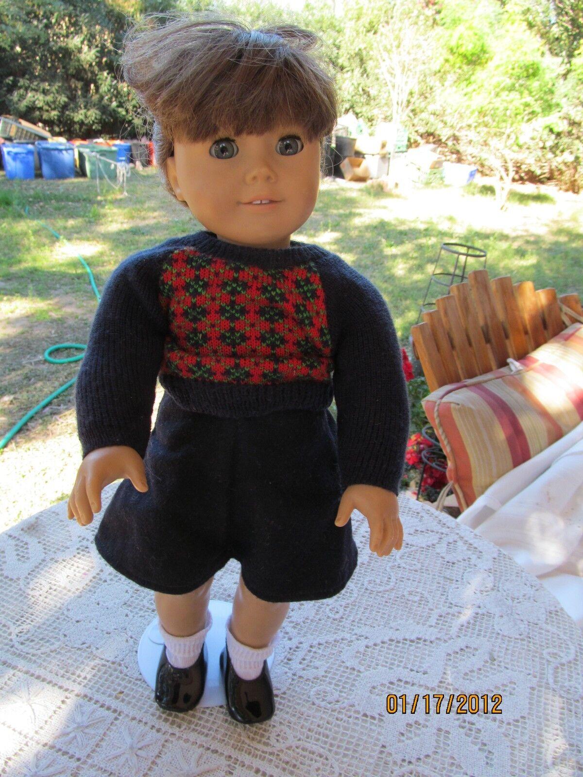 American Girl Girl Girl Doll Molly McIntyre 18  agradable Co tan cuerpo ropa hecha Hungría  envio rapido a ti