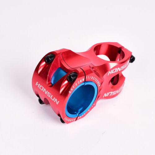 31.8mm AM 0 degree 35mm 50mm CNC MTB Mountain bike bicycle stem For XC