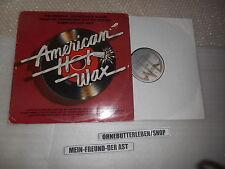 LP OST American Hot Wax 2LP (27 Song) A&M REC * Jay Leno