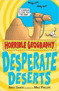 Desperate-Deserts-Horrible-Geography-Very-Good-Anita-Ganeri-Book
