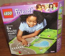 Lego Friends 2 Sided Playmat