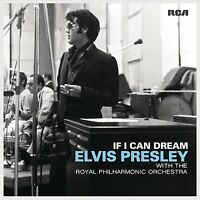 ELVIS PRESLEY - IF I CAN DREAM: ELVIS PRESLEY WITH THE ROYAL PHILH 2LP
