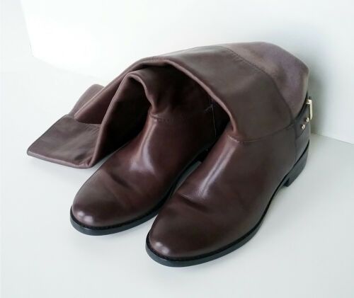 COLE HAAN Brown Boots Size: 8B