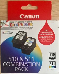 Canon-510-amp-511-Combination-Pack-Ink-Cartridge-GENUINE-PRODUCT