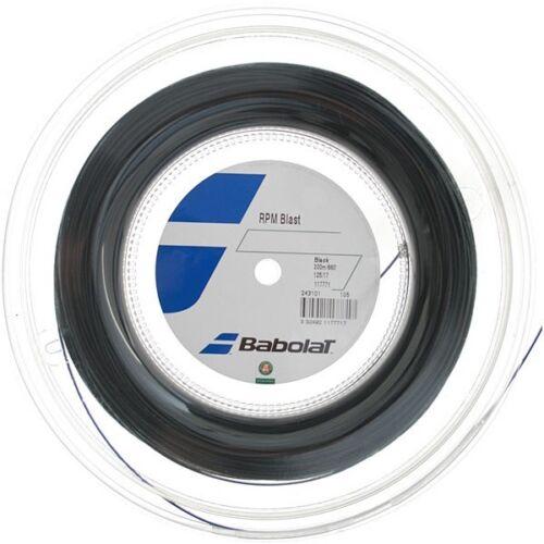 BABOLAT RPM BLAST BOBINE DE 200m JAUGE 1.25 mm ! TOP PROMO