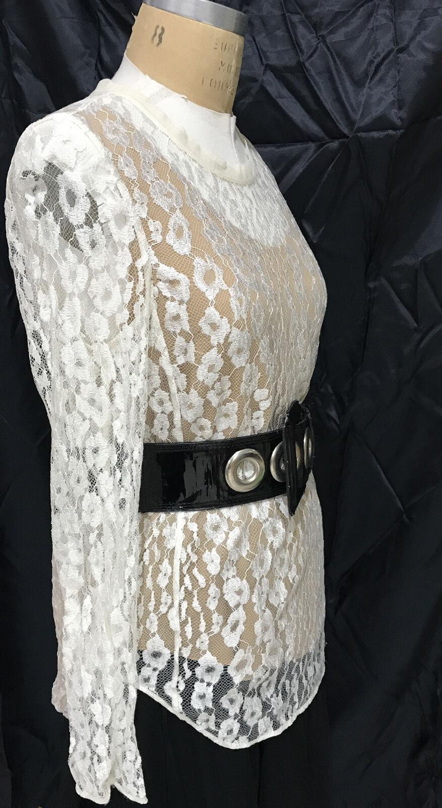 Lace Blouse - image 7