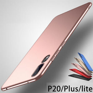 For-Huawei-P20-Lite-Pro-Plus-P10-P9-Shockproof-Matte-Slim-Hard-Back-Case-Cover