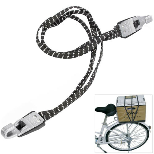 70cm Elastic Luggage Rope Motorcycle Bicycle Bike Carrier Fixed Rubber Straps