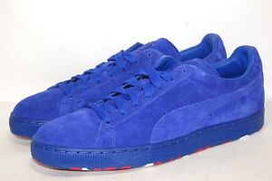 Details about Puma Suede Classic Iced Rubber Mix 361974 01 Suede Casual Men