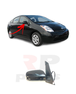 FOR-TOYOTA-PRIUS-NHW20-03-09-NEW-WING-MIRROR-HEATING-ELECTRIC-RIGHT-O-S-LHD