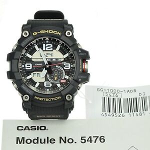 Casio-G-Shock-GG-1000-1A-DR-Mudmaster-Twin-Sensor-Watch-Black