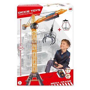 Dickie 203462412 Mega Crane, 120 Cm-afficher Le Titre D'origine Sans Retour