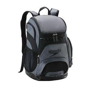 Speedo-Printed-35L-Teamster-Backpack-Heather-Grey-Black