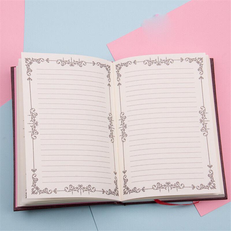 Anime Card Captor Sakura The Clow Notebook Diary Travel Journal Retro Note Book
