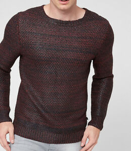 6655138c5bad S.Oliver Men s Knitted Pullover Pullover Sweater gr.s , M (S16)   eBay