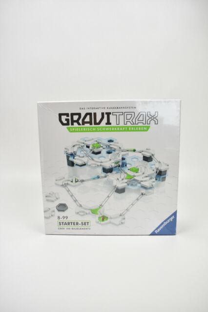 Ravensburger GraviTrax Starterset - Erweiterbare Kugelbahn für Kinder NEU/OVP