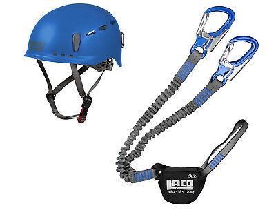 LACD Protector 2.0 blue Kletterhelm Klettersteighelm