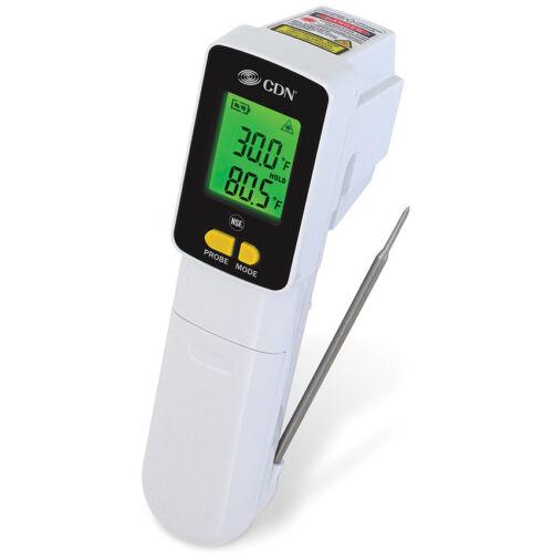 CDN INTP662 ProAccurate Infrared Gun//Thermocouple Thermometer