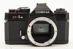 Cosina-ct-1a-Reflex-SLR-Fotocamera-Chassis-Body