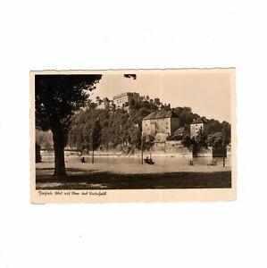 AK Ansichtskarte Passau / Blick auf Ober- und Niederhaus - 1941