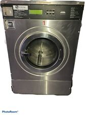 Silver Maytag Used Commercial Washer Coin Operated