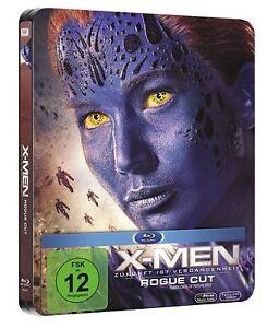 X-MEN-Zukunft-ist-Vergangenheit-STEELBOOK-Blu-Ray-NEU-amp-OVP