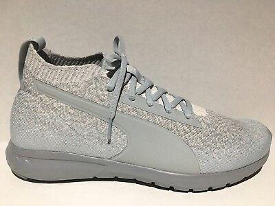 Puma Vigor Evoknit FS Men/'s Shoes Quarry White 191761-03