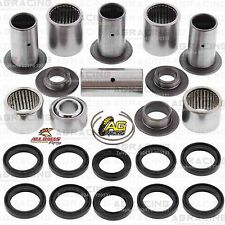 All Balls Swing Arm Linkage Bearings & Seal Kit For Yamaha YZ 250 1988 Motocross