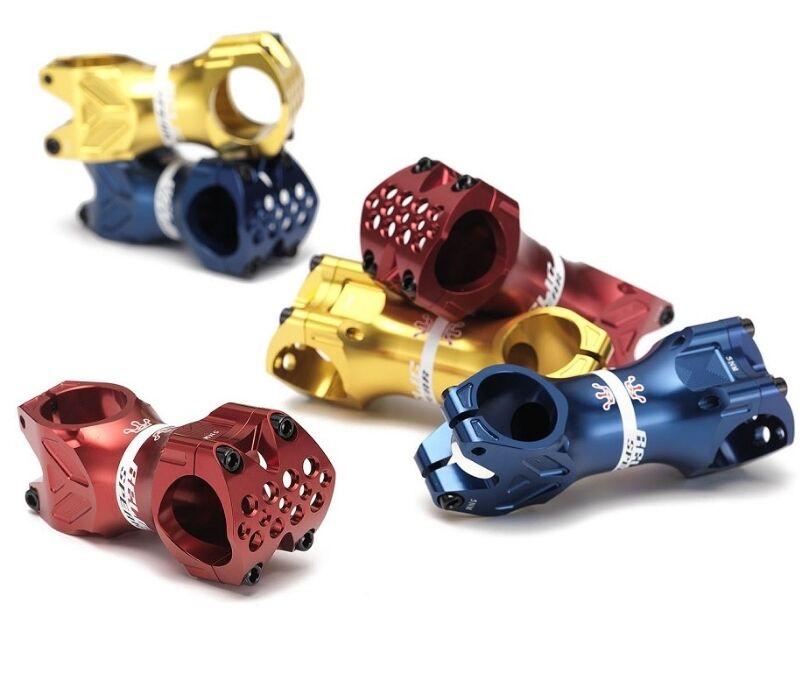 NIB Relic SPEAR Stem , 31.8mm x 70mm 90mm Handlebar Stem ,Lightweight , 3 colors
