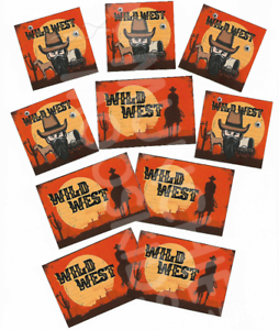 Wild-West-Stickers-Western-Cowboy-Party-Bag-Fillers-Pack-Sizes-10-100