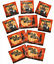 Wild-West-Stickers-Western-Cowboy-Party-Bag-Fillers-Pack-Sizes-10-100 thumbnail 1