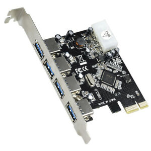 PCI-E-PCI-Express-to-4-Port-USB3-0-USB-3-0-Hub-Controller-Card-Adapter