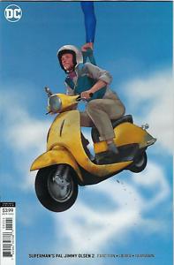DC Comics SUPERMAN/'S PAL JIMMY OLSEN #1 first printing cover B