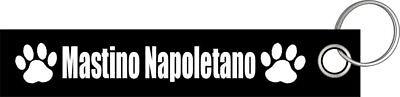 100% QualitäT Mastino Napoletano Hund Hunde Hunderasse Schlüsselanhänger Schlüsselband Lanyard BerüHmt FüR Hochwertige Rohstoffe, Umfassende Spezifikationen Und GrößEn Sowie GroßE Auswahl An Designs Und Farben