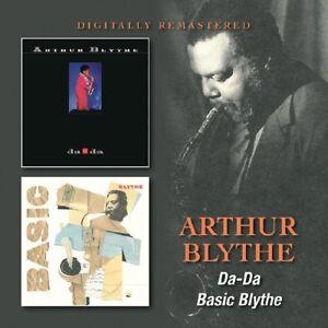 Arthur-Blythe-Da-Da-Basic-Blythe-2018-2CD-NEW-SEALED-SPEEDYPOST
