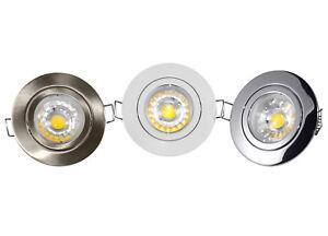 Lampe-Encastrable-Led-Spot-Encastre-Salle-de-Bain-Pluto-3-Mit-Transformateur