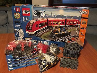 2019 Ultimo Disegno Lego 7938 Passenger Train (2010) Calcolo Attento E Bilancio Rigoroso