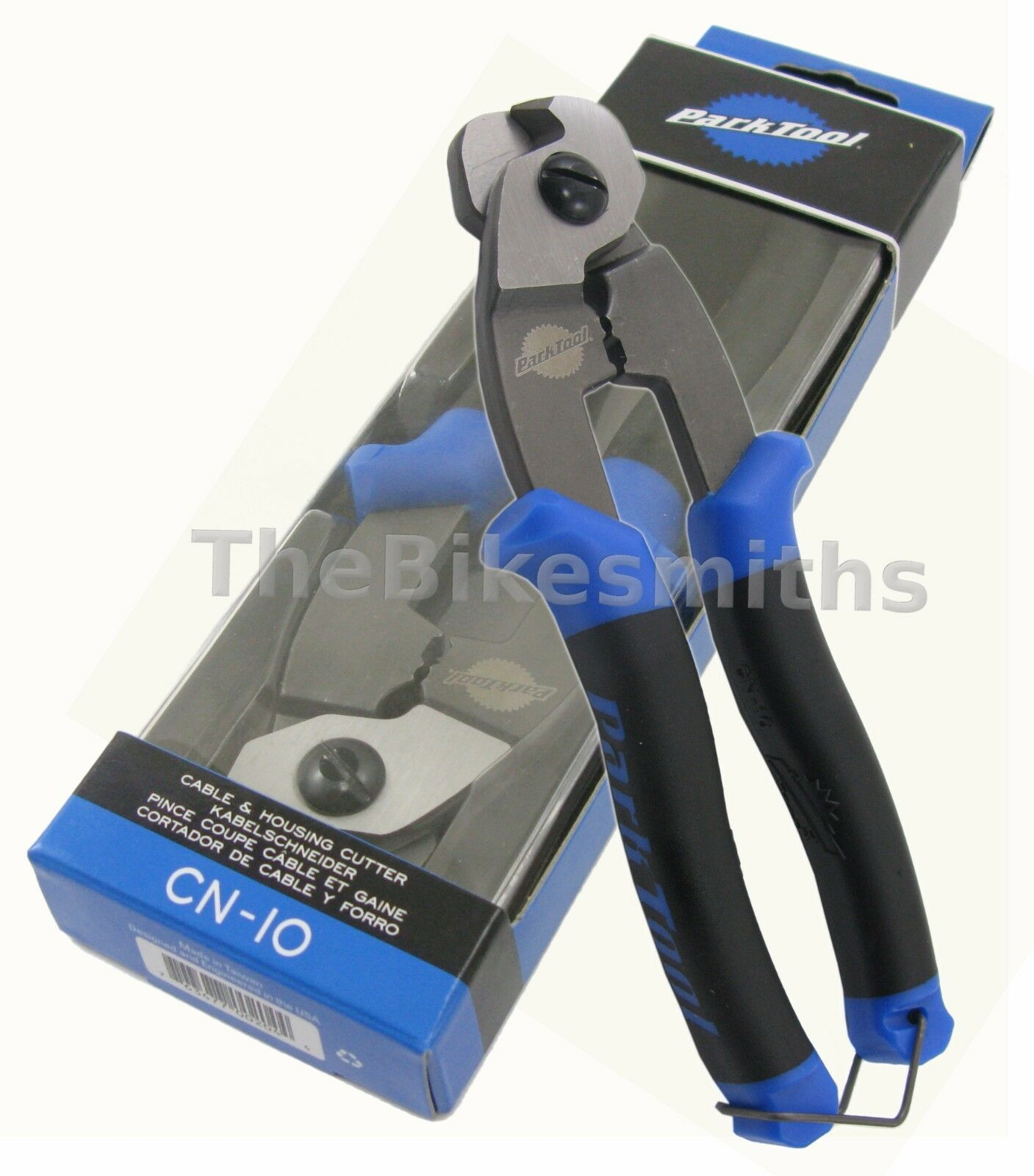 Park Tool CN-10 Pro Cable and Housing Cutter Tool New Bike Bicycle Wire Snipper