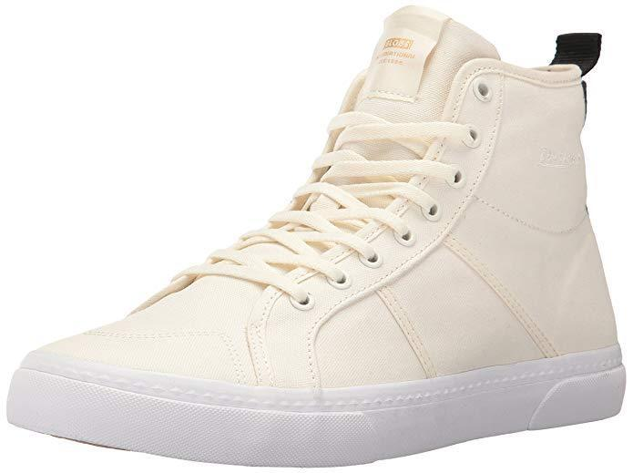 GLOBE MENS chaussures NEW - LOS ANGErouge II - OFF blanc