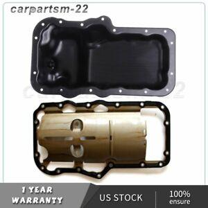 Engine Oil Pan w/ Gasket fits 2008 2007 Jeep Liberty 2004 2005 Dodge Dakota