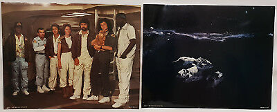 Uscss Nostromo & Crew Original 1979 Carded Inhouse Cinema Posters Alien Shrink-Proof mlfp