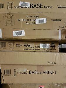 B q cooke lewis new kitchen units wall base corner units for Kitchen wall units b q