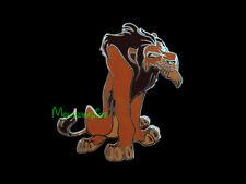 Lion King Ruthless for Power - SCAR Disney Villain 2014 Pin