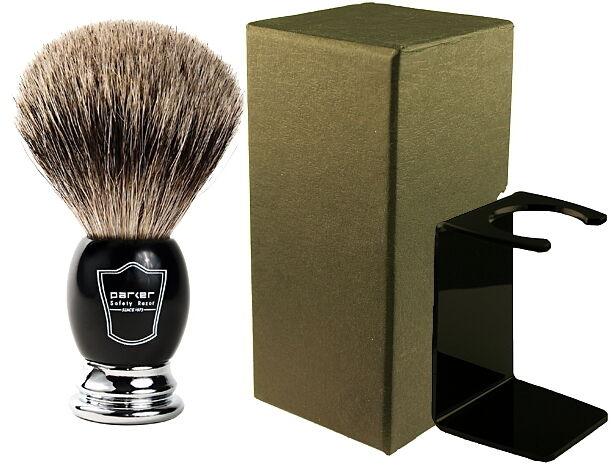Parker Pure Badger Shaving Brush